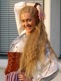 Diana Петрова, Gelsenkirchen