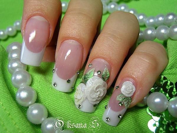Дизайн ногтей новичкам