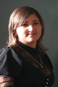 Нина Онохова, 7 сентября , Чита, id60663459