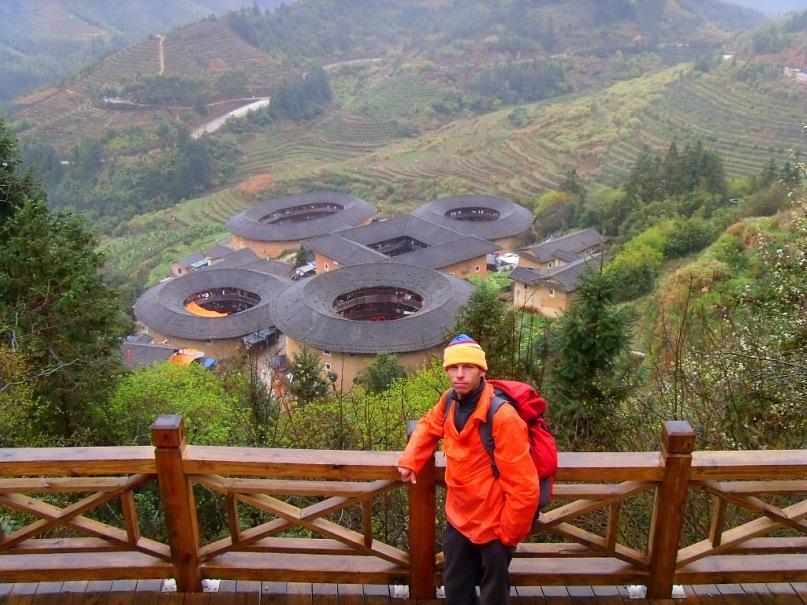 дома-крепости Тулоу в провинции Фуцзянь (Китай)