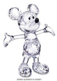 """Интернет магазин Страна подарков - хрустальные миниатюры  """"Мики маус """" Swarovski 687414."""