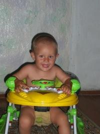 Валерий Гисс, 16 января 1994, Новосибирск, id117775687