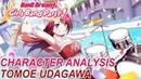 BanG Dream! Girls Band Party! Character Analysis - Tomoe Udagawa