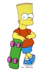 Барт Симпсон, 1 марта 1985, Москва, id2541282