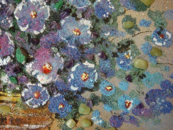 Лилии из кожи андрея коробейникова