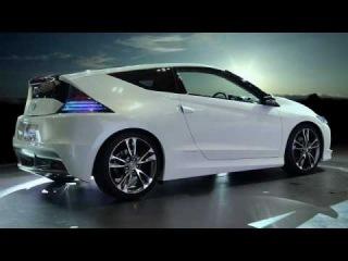 Моя мечта!!! 2011 Honda CR-Z Development Video