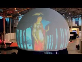 Медиасфера  Лазерное шоу, панорамная видеопроекция, водные экраны и  танцующие фонтаны
