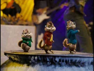 Alvin and the Chipmunks - Billie Jean by Michael Jackson