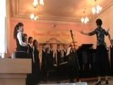 Академический женский хор ОКИ  - Ave Maria (с органом)