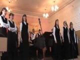 Академический женский хор ОКИ - Хоровод