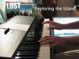 6 YEARS of LOST Music - A Piano Medley of Michael Giacchino's Themes (part 1 of 2)
