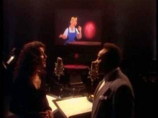 Celine Dion и Peabo Bryson - Beauty And The Beast (песня из мультфильма