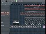 Sebastian Ingrosso - Laktos (Tellier remix) in FL studio 9
