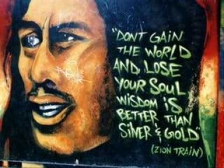 Bob Marley-The lord will make a way somehow