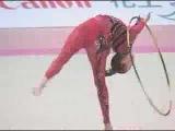 Alina Kabaeva hoop Aeon Cup 2004