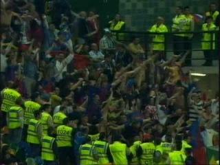 ЦСКА-Спортинг 3:1 Финал Кубка УЕФА 2005