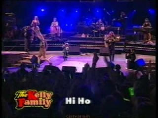The Kelly Family - Hi Ho (Live at Lorelei 1995)