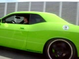 Geiger Challenger SRT8 Supercharged vs. Geiger Tuned Shelby Mustang
