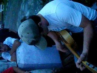 |̳̿В̳̿|Кавказе - Даг на гитаре. Хорошая песня.