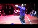 Soul Society 2011: Popping Semi Finals Boy Wonder vs. Hozin