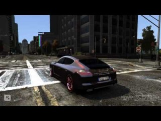 ..::GTA IV Day with Porsche Panamera::..