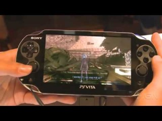 (IGN) Gravity Daze Off-Screen Gameplay 1 (Part 2/2) - PS Vita