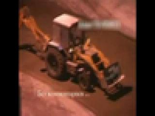 Трактор едет без солярки