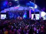 Ke$ha Feat Taio Cruz - Dirty Picture (LIVE)