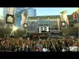 Justin Bieber - Quedada de Beliebers en Barcelona (La Maquinista) 29-01-2011 Telecinco.flv
