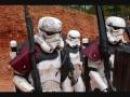 Red Rain squad AL Sandtroopers Star Wars stormtrooper