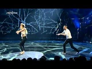 Stephanie & Meysam - Hiphop Lyrical - 1e Live show - SYTYCD 09-10-11 HD