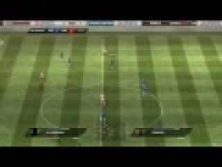 Челси 4-1 Аякс 2 тайм |Russia FIFA| (HD 1080)