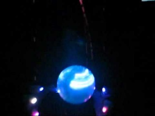 [Team Vivid Gravity   SweetFace] Levitating Ball Tag Team Light Show [OrbitLightShow.com].flv