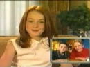 Lindsay Lohan interview - The Parent Trap part1