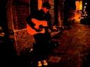 Chris Pureka - Burning Bridges + Momentary Thief (live in the street)