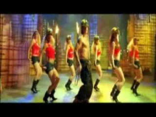 Om Shanti Om and Main Hoon Na - Song: Phir milenge chalte chalte -