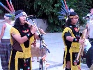 Alborada del inka, in Gurzuf 2009 (2)