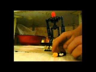 Инопланетный робот обьявил войну