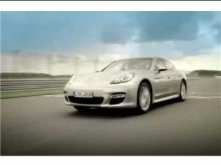 Porsche Panamera Promotional Film