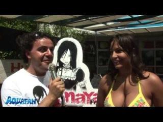 Aquafan Mayafox Intervista