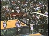 Allen Iverson fights Dennis Rodman in his rookie year