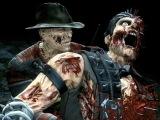 "Game - Игра: ""Mortal Kombat 9"" Freddy Krueger DLC Trailer - Мортал Комбат, Фредди Крюгер трейлер, геймплей (Oficial, O"