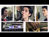 Sam Tsui singing, Kurt Schneider producing a fun mashup of