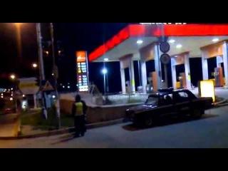 Нарушение ГАИ и вежлевые пешеходы. Севостополь.