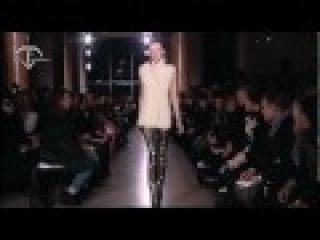 fashiontv | FTV.com - ANASTASIA KUZNETSOVA MODEL F/W 10-11