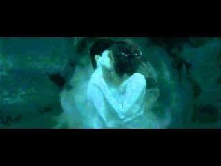 Поцелуй Гарри и Гермионы