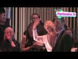 Meryl Streep leaves Sunset Tower Hotel in West Hollywood