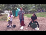 I Can't Hear You - Evan ft. Kirby (Dead Weather Cover @ Prospect Park)