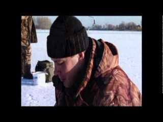 Рыбалка в Астрахани  Зимний рыбацкий турнир  19 02 11