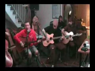 Crippled Black Phoenix--Human Nature Dictates the Downfall of Humans (Acoustic)--November 2009